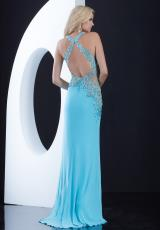 Jasz Couture 5459.  Available in Black, Turq