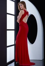 Jasz Couture 5479.  Available in Black, Red