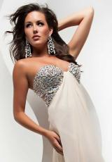 Jasz Couture 4813.  Available in Ivory, Lilac