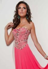 Jasz Couture 4841.  Available in Fuchsia, Royal