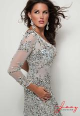 2013 One Sleeved Jasz Couture Prom Dress 4854