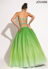 Jovani 88452.  Available in Light Green