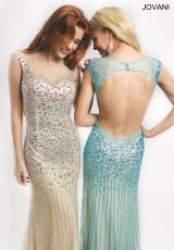 Jovani 89642.  Available in Aqua, Black, Emerald, Gold, Navy, Pink, White