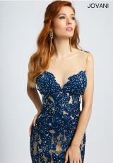 Jovani 90699.  Available in Navy