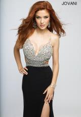 Jovani 98530.  Available in Black, Red, White