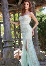 Jovani 88585.  Available in Ivory, Mint