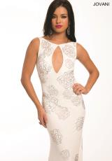 Jovani 22768.  Available in Black, Navy, Red, White