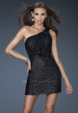 Short 2013 La Femme Prom Dress 18226