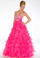 MacDuggal 6490H.  Available in Hot Pink, Purple