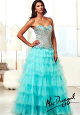 MacDuggal 48011H.  Available in Aqua, Pink