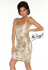 2013 MacDuggal Couture Fitted Prom Dress 81860D
