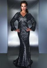 2013 MacDuggal Couture Long Prom Dress 50092D