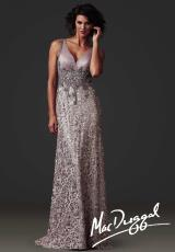 MacDuggal Couture 78753D.  Available in Light Mocha