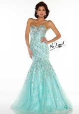 2013 MacDuggal Couture Long Prom Dress 85144D