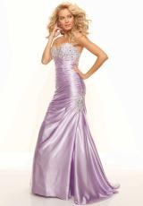 Mori Lee 93046.  Available in Aqua, Coral, Lilac