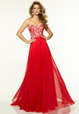Mori Lee 97109.  Available in Black, Bright Blue, Red Hot