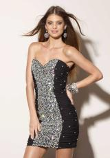 2013 Sticks & Stones Fitted 9153 Prom Dress