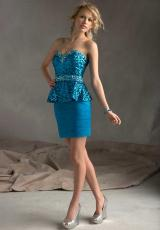 Mori Lee Sticks & Stones 9230.  Available in Red, Teal