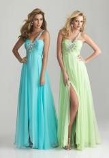 2013 Night Moves Long Prom Dress 6706