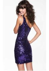 2013 Nina Canacci Sequins Short Prom Dress 2003