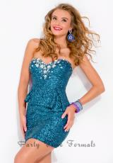 2014 Party Time Sequins Dress 6515