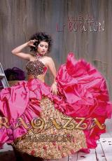 2014 Ragazza Beaded Quinceanera Dress A24-222