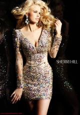 2013 Elegant Fitted Sherri Hill Prom Dress 2946