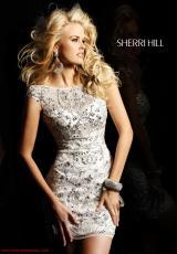 Evening Dress Shops on Sherri Hill Short Dress 2948 At Prom Dress Shop