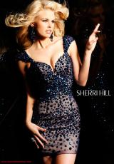 Evening Dress Shops on Sherri Hill Short Dress2949 At Prom Dress Shop