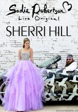 Sherri Hill 11085.  Available in Aqua, Blush, Green, Ivory, Purple, Yellow