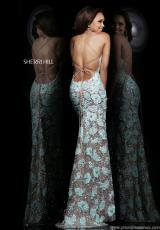 2014 Sherri Hill Fitted Prom Dress 11125