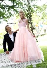 Sherri Hill 21265.  Available in Aqua, Blush, Light Purple