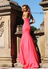 Tarik Ediz 92048.  Available in Bronze, Copper, Coral, Cream, Grey, Navy, Red, Silver