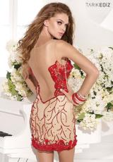 2014 Tarik Ediz Beaded Prom Dress 92356