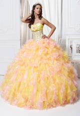 Beaded Corset 2014 Tiffany Quinceanera 26709