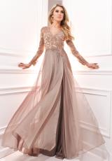 2014 Tony Bowls Evenings Lace Homecoming Dress TBE21436
