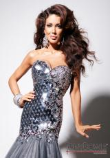 Tony Bowls Evenings TBE11344.  Available in Silver