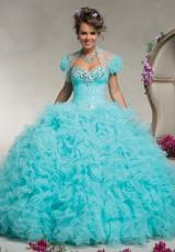 88077 Vizcaya Princess Quinceanera Dress 2014