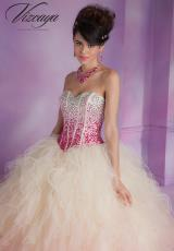 2014 VizcayaCorset Quinceanera Dress 88078