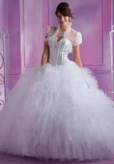 2014 Vizcaya Quinceanera Beaded Dress 88087