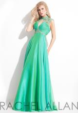 Rachel Allan 6893.  Available in Black, Coral, Emerald, Wildfire