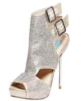 Betsey Johnson SB-Crepe.  Available in Champagne Fabulous