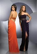 Open Back Prom Dress 59932 Shimmer 2012