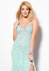 2014 Sean Fitted Silhouette Prom Dress 50498