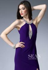 2013 Sean Beautiful Fitted Prom Dress 90161