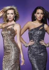 Shail K. SK3820L.  Available in Black, Champagne, Pewter