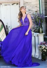 Sherri Hill 32150.  Available in Aqua, Emerald, Fuchsia, Purple, Red