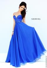Sherri Hill 32071.  Available in Aqua, Black, Blush, Emerald, Ivory, Light Blue, Nude, Purple, Red, Royal, Seafoam