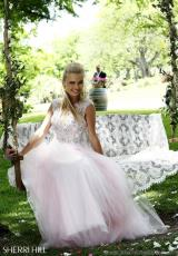 2013 Sherri Hill Pink Homecoming Dress 3885