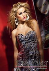 Tony Bowls Shorts TS11252.  Available in Silver